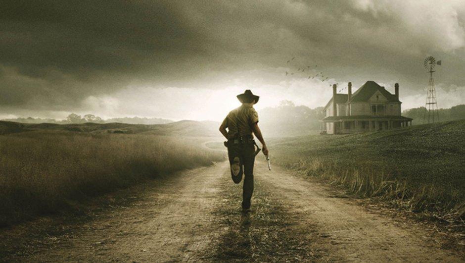 Record historique pour The Walking Dead, saison 4 sur AMC.