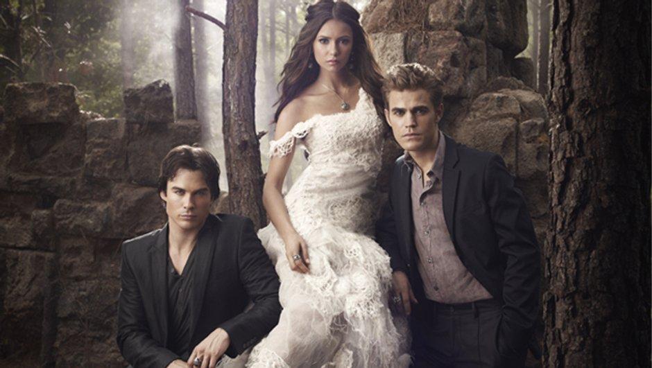 Fans de Vampire Diaries : retrouvez vos commentaires et tweets à la télé