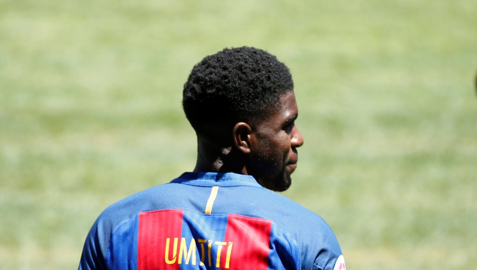 Le Barça calme le jeu pour Umtiti