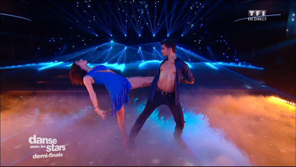 Danse avec les Stars 5 - TOP 3 : Le doublé de Nathalie Péchalat, Rayane Bensetti fait le show