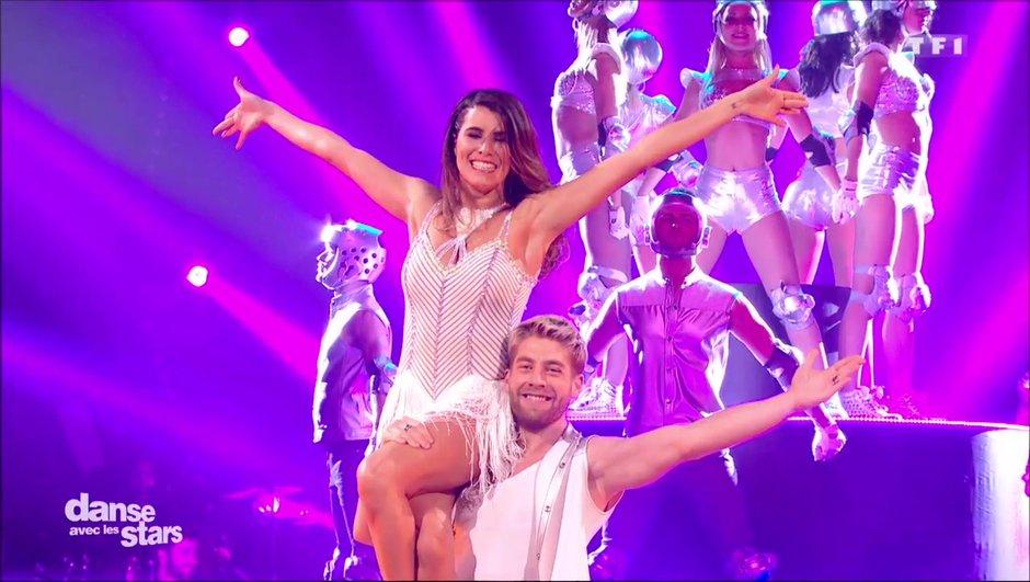 Karine Ferri enflamme la scène de Lille !
