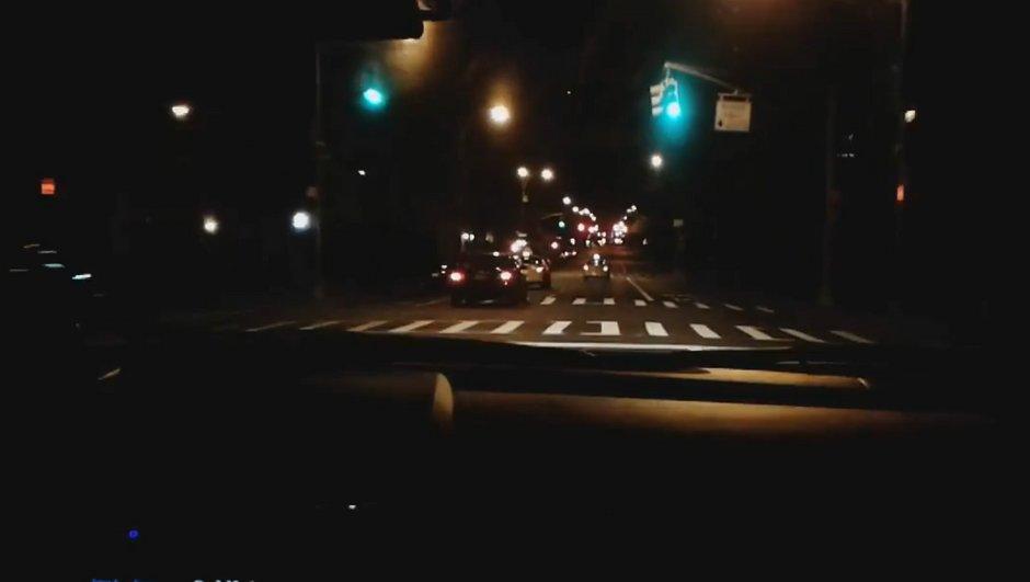 Vidéo insolite : Il passe 240 feux verts consécutifs à Manhattan !