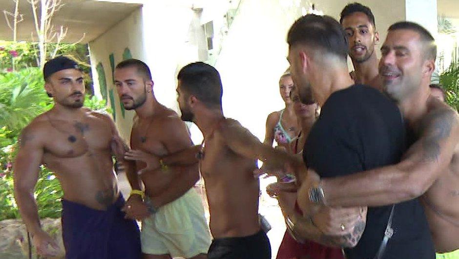 La Villa 5 - La guerre est déclarée entre Antoine et Kévin (Episode 16)