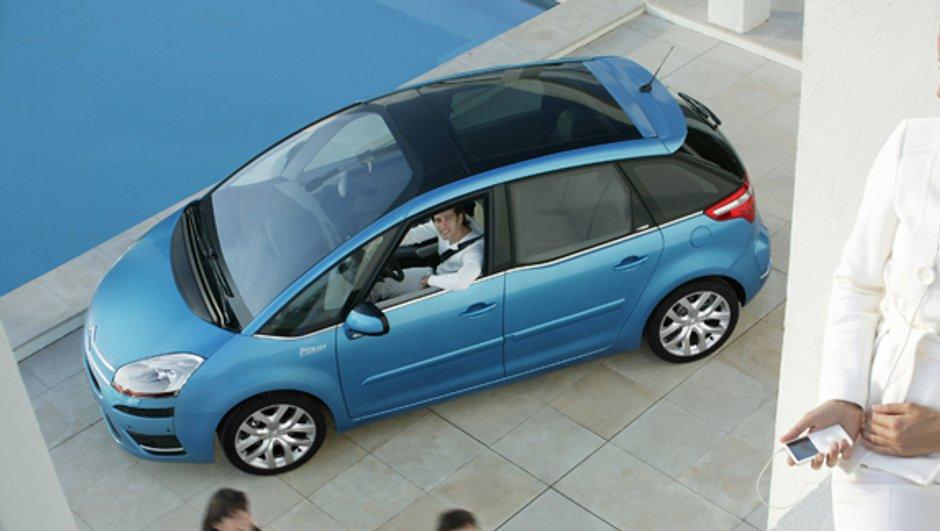 """Un """"pack Avatar"""" avec le Citroën C4 Picasso"""