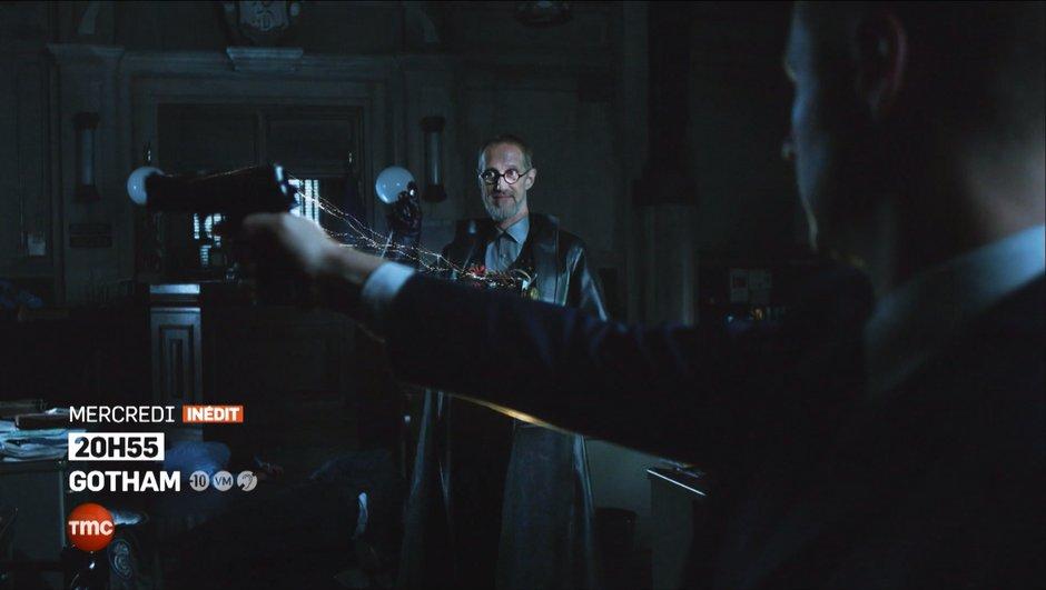 A Gotham, on peut aussi mourir de peur...
