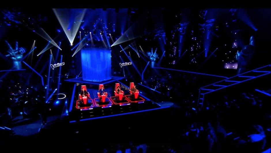 The Voice 3 : revivez l'audition 100% à l'aveugle de Jérémy Bertini