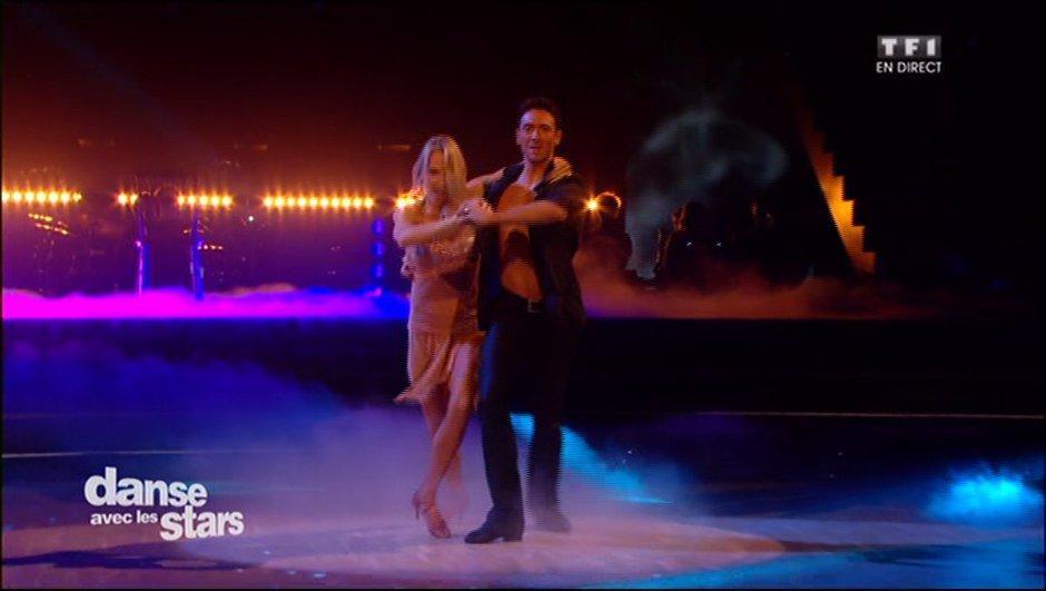 Danse avec les Stars 5 - Le classement : Tonya Kinzinger, leader de la première soirée