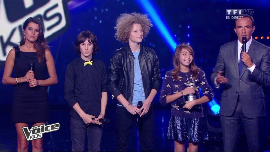 The Voice Kids - Henri, Némo : Eux aussi sont des champions