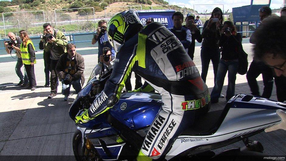 MotoGP - Yamaha, Honda et Suzuki partent pour des tests