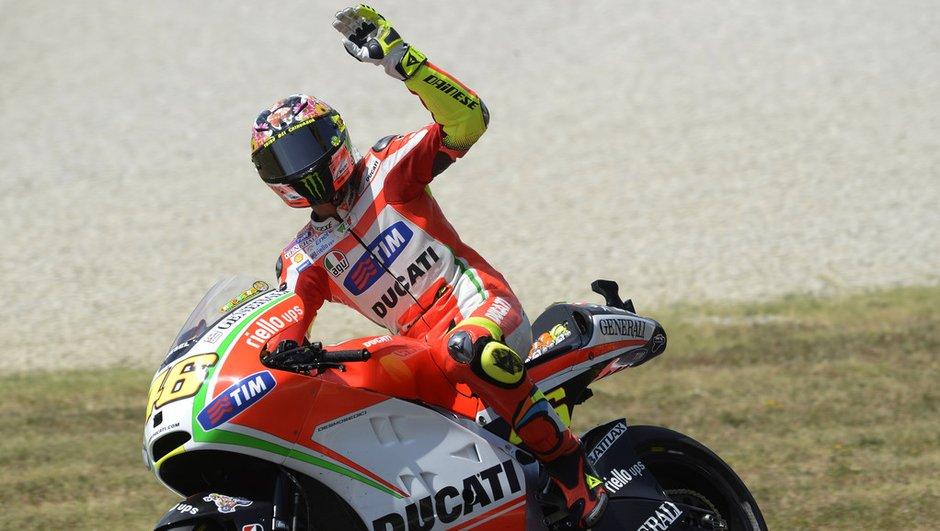 MotoGP : Rossi quitte Ducati et revient chez Yamaha !