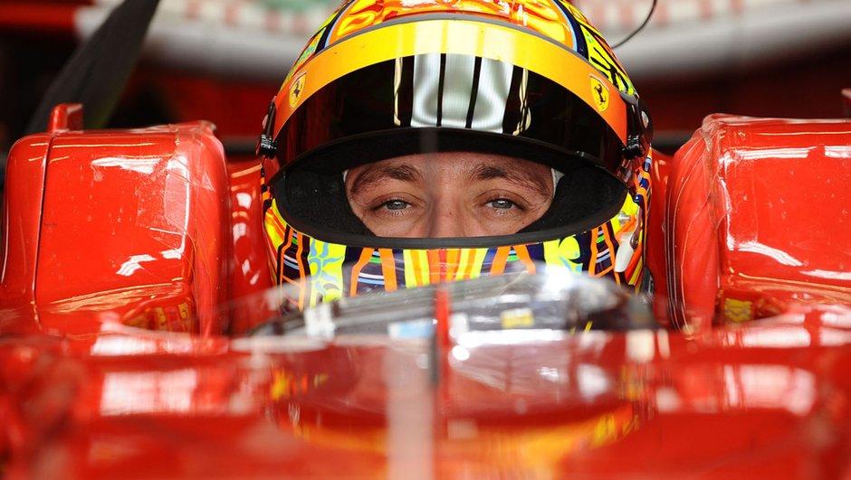 Valentino Rossi pourrait-il rouler en Formule 1  ?
