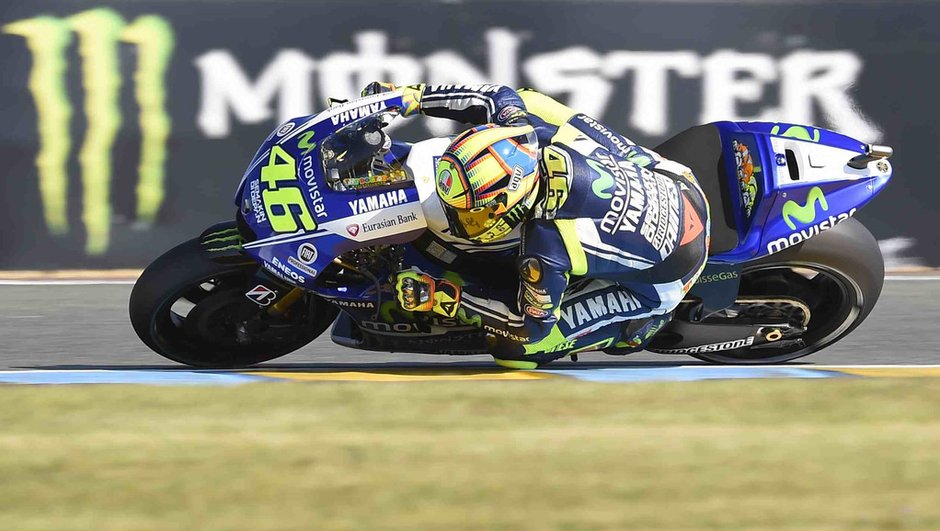 MotoGP 2014 : Rossi jouera à domicile au Mugello