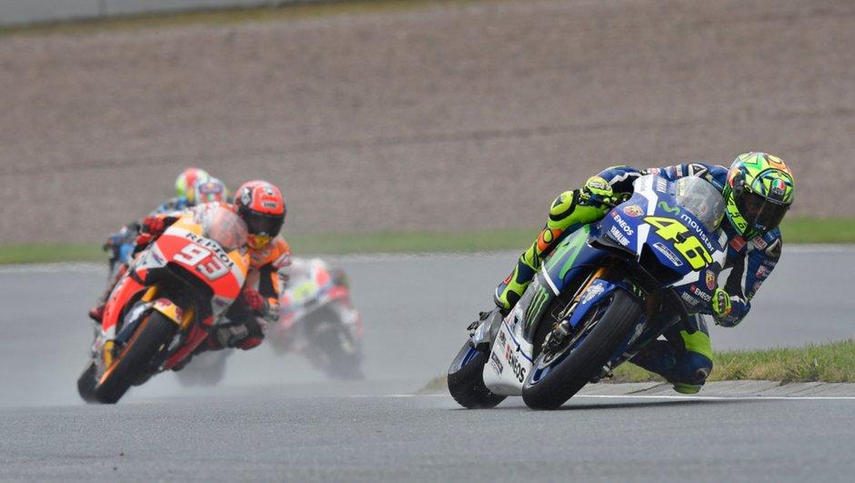 MotoGP : Rossi et Marquez ont trouvé un nouveau sujet de discorde