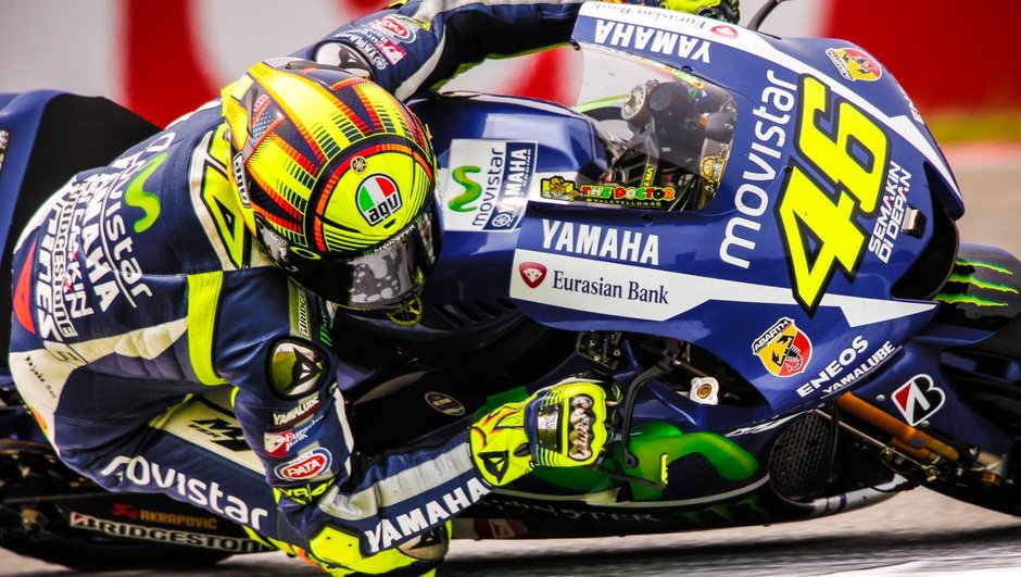 MotoGP Assen 2015 : Rossi s'impose en patron !