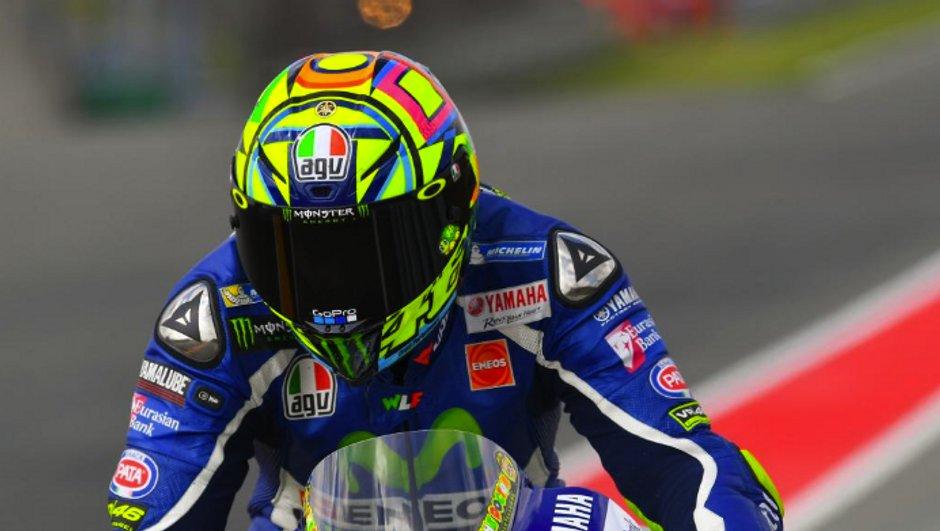 Motogp 2016 Rossi Tire La Sonnette D Alarme Chez Yamaha Automoto