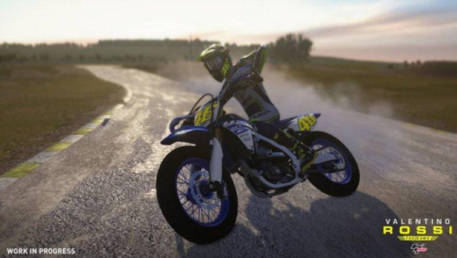 Valentino Rossi dévoile son jeu vidéo et la version collector !