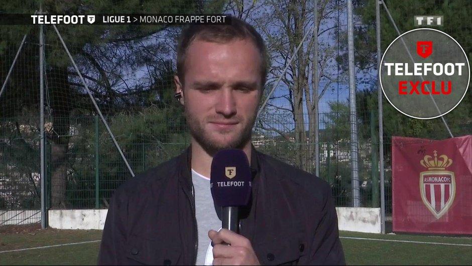 """[Exclu Téléfoot 27/11] - Germain : """"On veut battre le PSG dans la course au titre"""""""