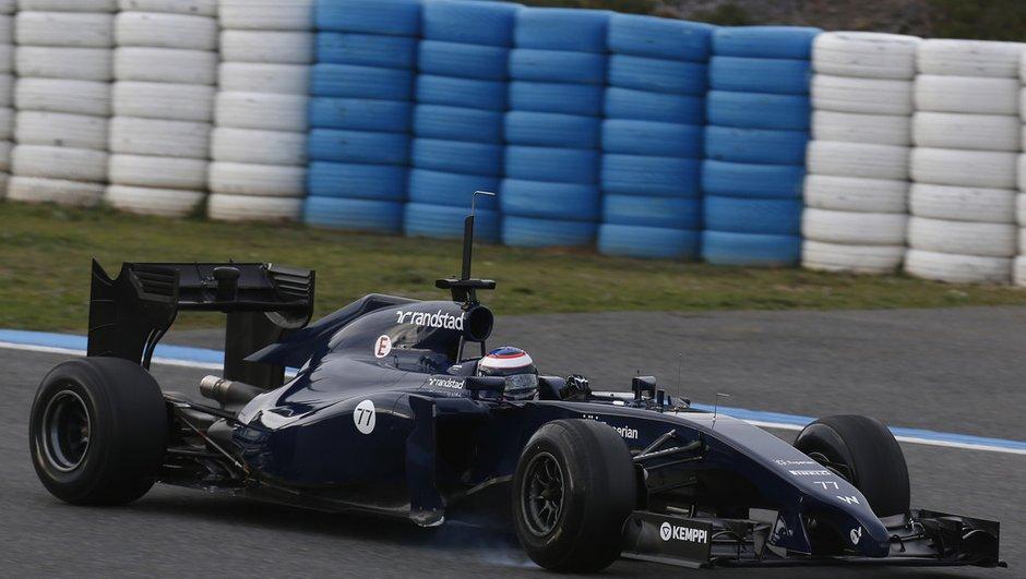 F1 - Essais 3 GP Belgique 2014 : Bottas bouscule les Mercedes
