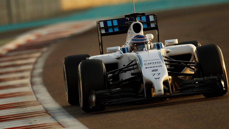 F1 - Essais de fin de saison : Bottas en tête ce mardi à Abu Dhabi
