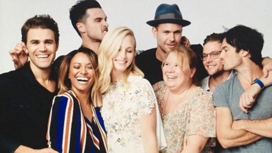 Vampire Diaries: Candice King invite ses fans dans les coulisses de la saison 8 !
