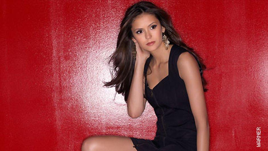 Nina Dobrev plus belle que jamais pour son dernier shooting !