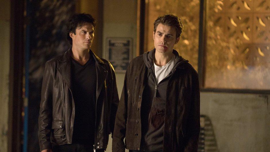 Vampire Diaries : Comment Paul Wesley et Candice Accola voient le final de la série ?