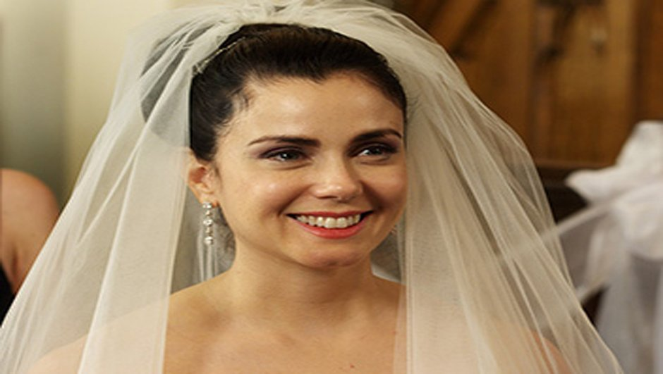 Vampire Diaries : la mère d'Elena vendredi après-midi dans Mariée ou presque !
