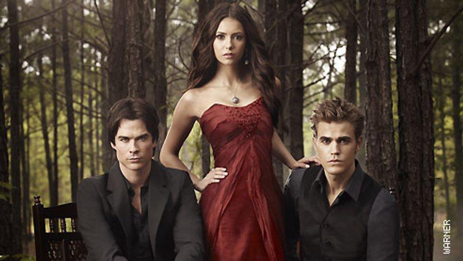 Vampire Diaries : Paul Wesley et Ian Somerhalder bientôt à Paris