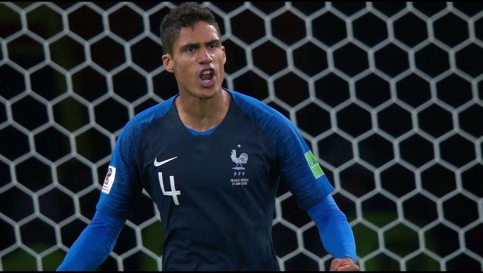 France-Belgique (1-0) : oui, Raphaël Varane se rapproche à grands pas du Ballon d'or