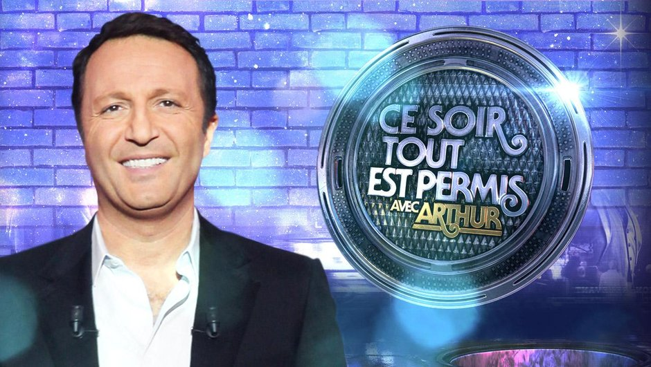 Arnaud Tsamère, Ariane Brodier et Florent Peyre dans VTEP ce soir  !