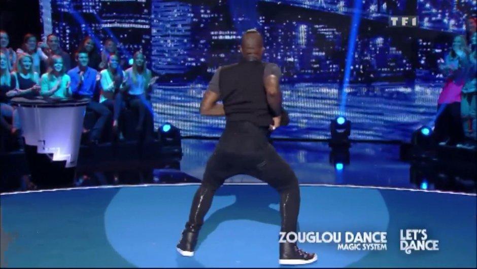 Avant Danse avec les Stars, Djibril Cissé montrait ses talents de danseur chez Arthur