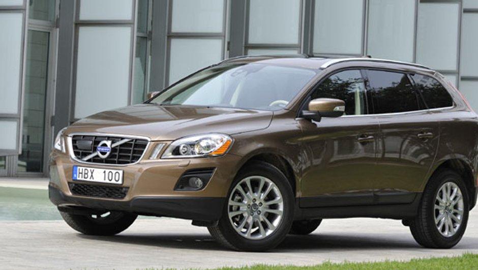 Volvo réalise 18% de ventes en moins en 2008