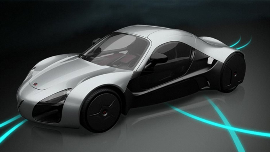 Venturi Volage : La voiture électrique qui cache bien son jeu