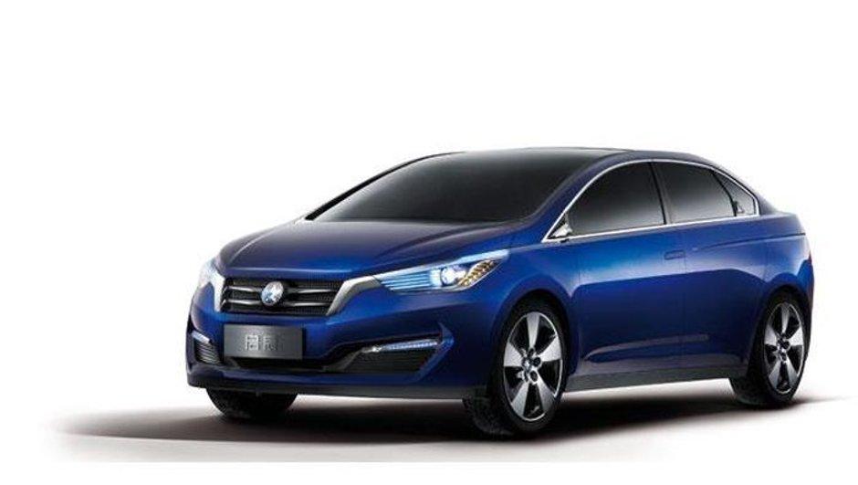 Kai Chen / Venucia : Nissan lance sa nouvelle marque en Chine
