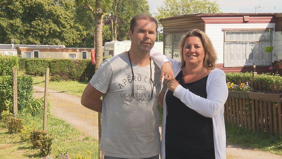 Véronique et Franck, les candidats du lundi
