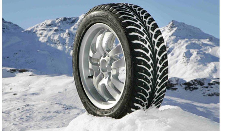 Que faire de vos pneus hiver... en été ?