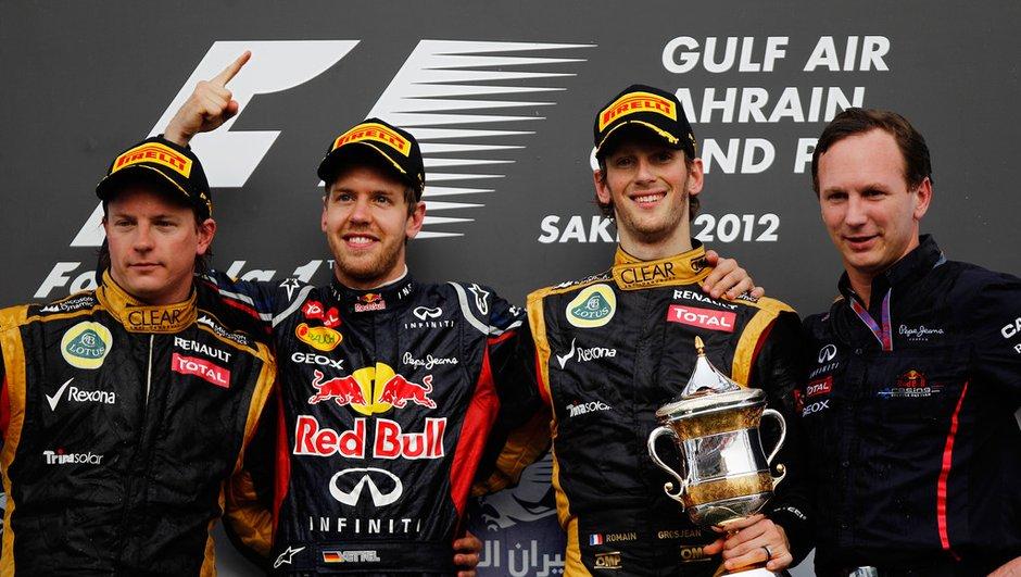 F1 : classements après le GP de Bahreïn