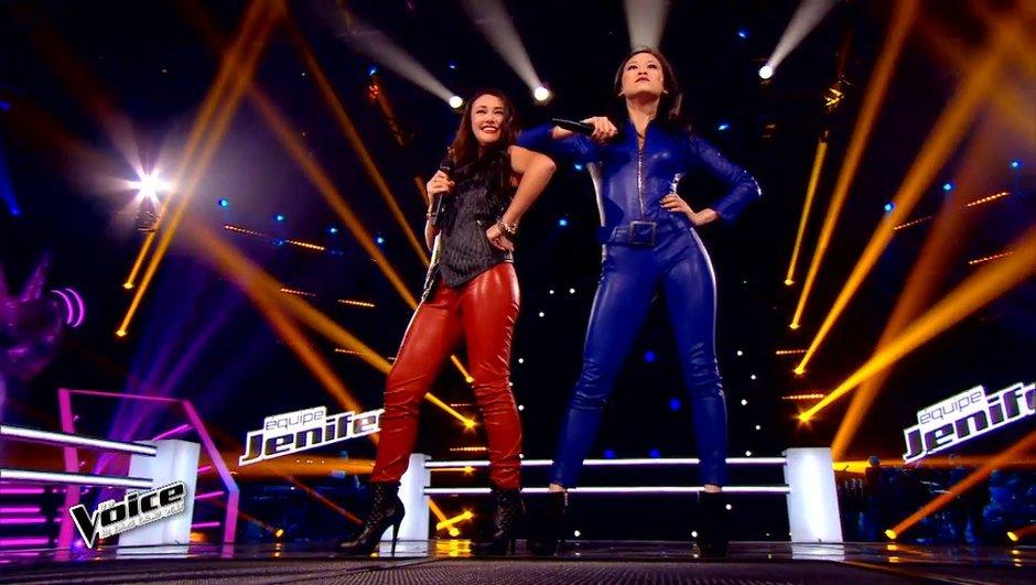 The Voice 4 - BATTLES : Diem prend le dessus sur Victoria Adamo (vidéo)