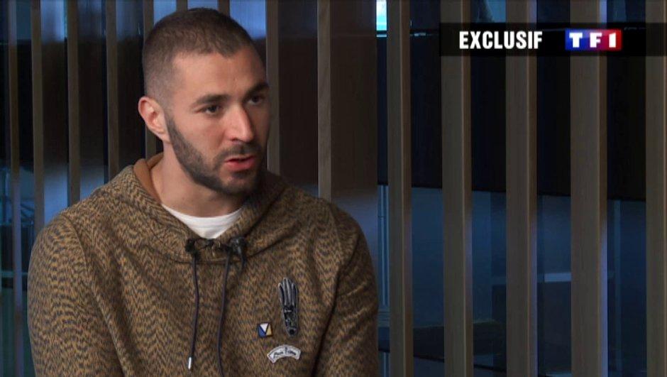 Affaire Valbuena :  Suivez l'interview de Karim Benzema en direct