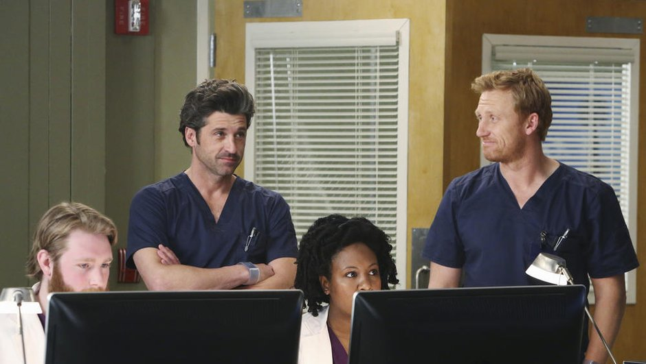 Grey's Anatomy - REPLAY TF1 : Revivez la soirée du mercredi 20 mai 2015