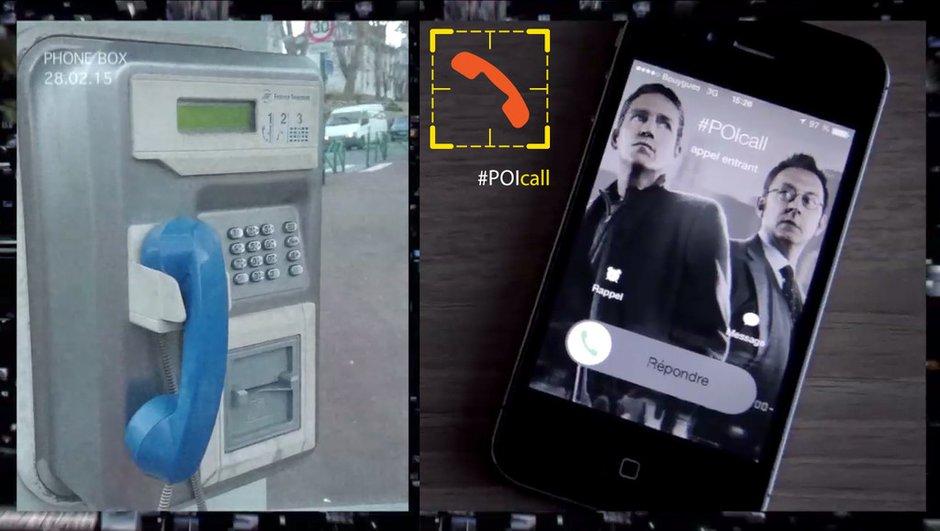 #POIcall : répondez à l'appel de la Machine et apparaissez dans un épisode de votre série