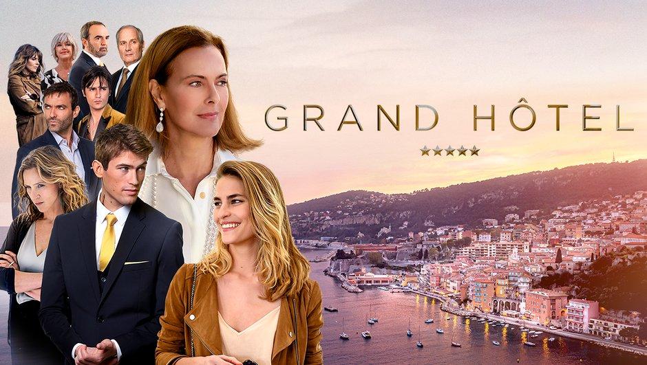 AVANT PREMIERE - Grand Hôtel : le premier épisode disponible grâce à MYTF1 Premium
