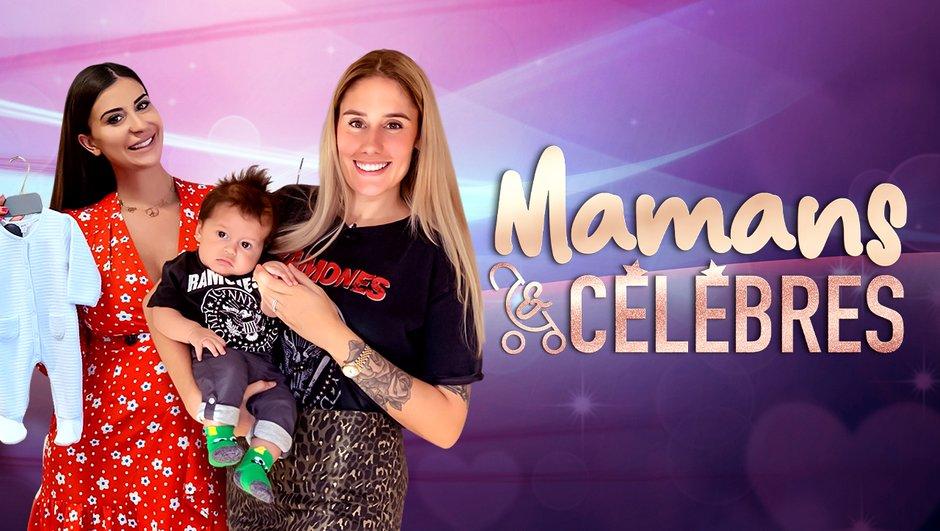Mamans et Célèbres - Découvrez les premières images avec  Stéphanie Clerbois, Liam, Emilie Nef Naf, Martika, Jesta et les autres