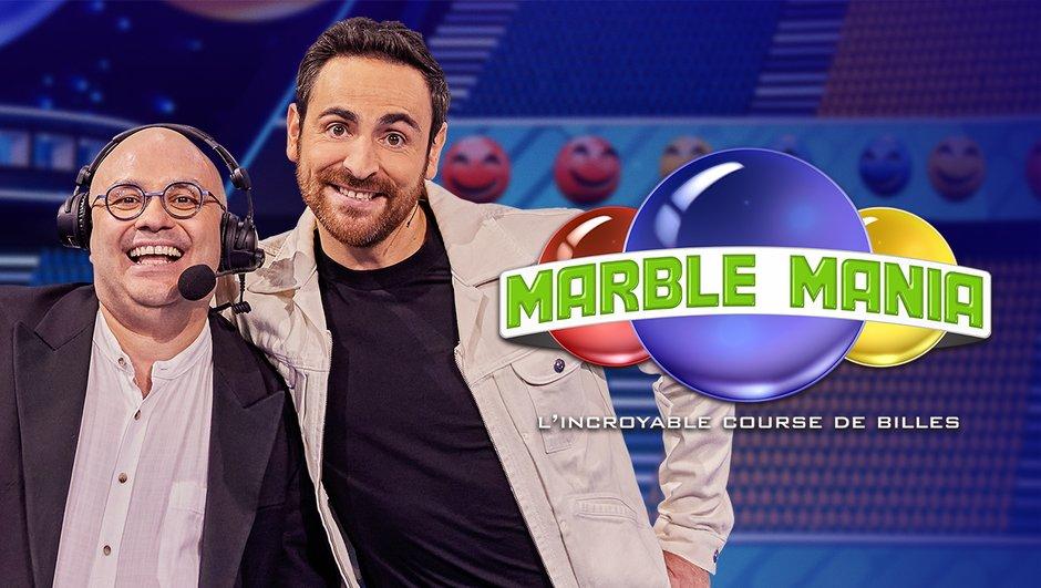 Marble Mania, l'incroyable course de billes - Gagnants et Règlement