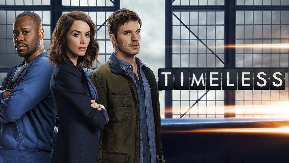 Timeless - Le premier épisode disponible en avant-première avec MYTF1 Premium