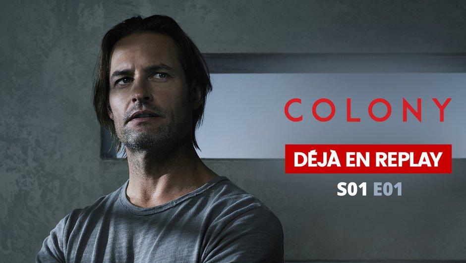 EXCLU - Le premier épisode de Colony est d'ores et déjà disponible !