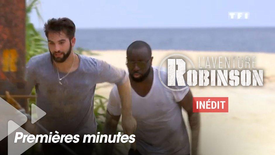 « L'aventure Robinson » : découvrez les première minutes de l'émission !