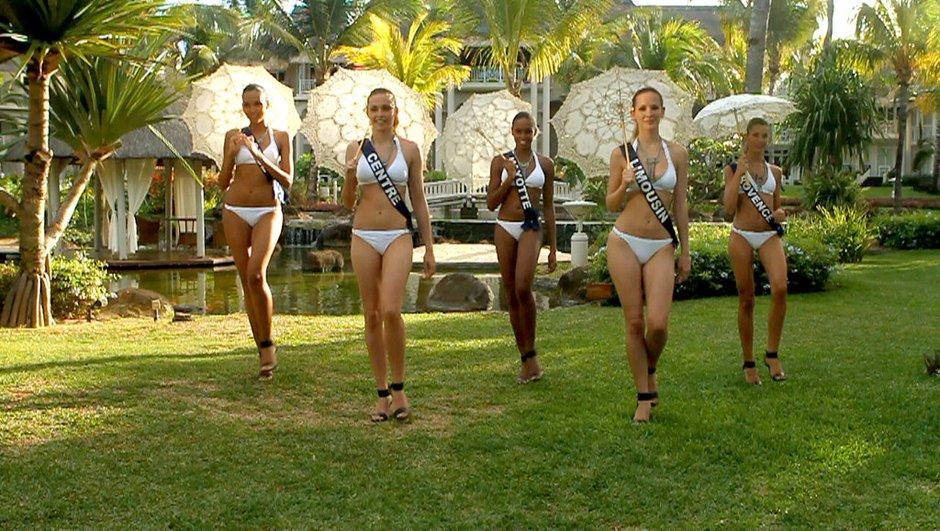 Miss France 2013 : cinq Miss en promenade