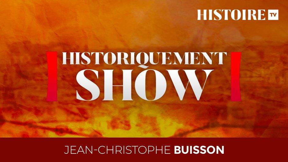 Historiquement Show: votre nouveau podcast culturel