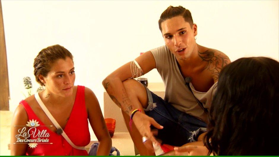 La déclaration touchante d'Anaïs Camizuli à son meilleur ami Eddy !